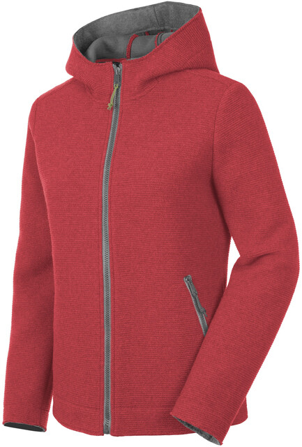 SALEWA Sarner 2 Layer Wool Full Zip Hoodie Damen cornell